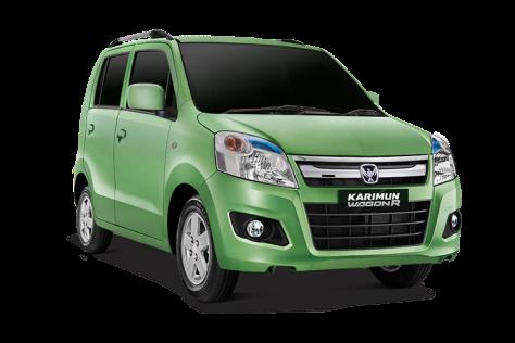 Kekuatan Tersembunyi Mini MPV, Karimun Wagon R